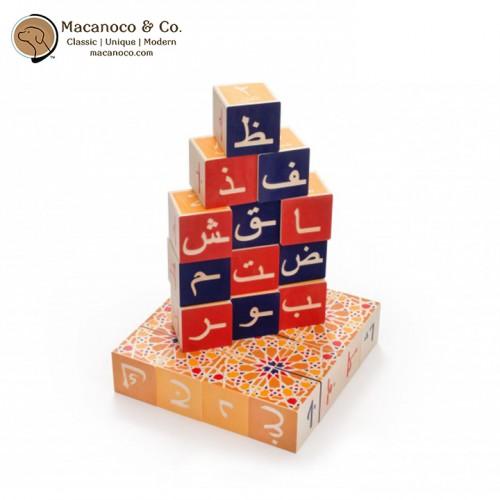 ARA28 Uncle Goose Arabic Blocks 2