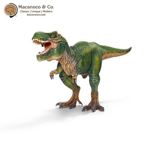 14525 Schleich Tyrannosaurus Rex Green Dinosaur 1