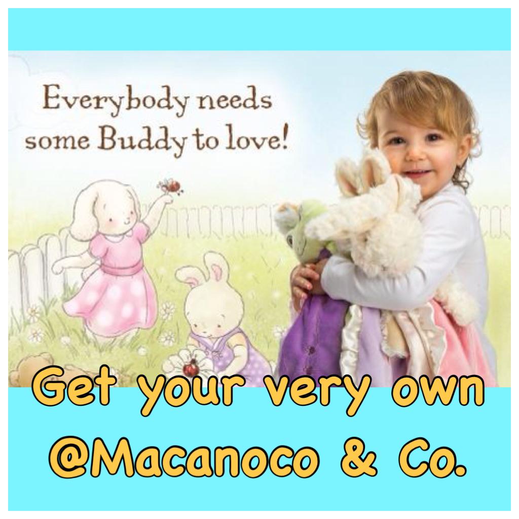 Everybody needs some Buddy to Love!