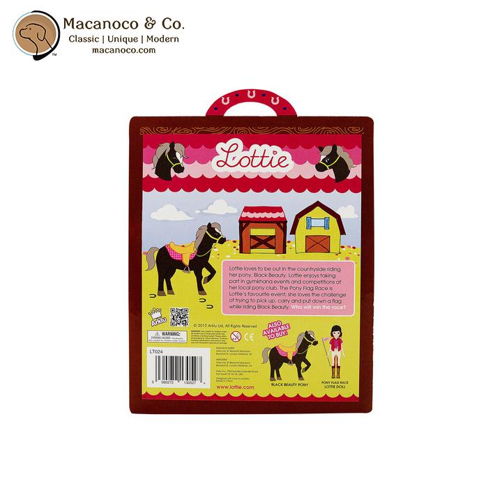 LT024 Lottie Pony Flag Race Accessory Kit 4