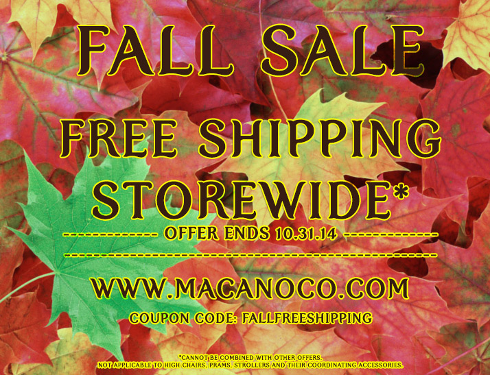 Fall Sale Ad