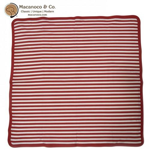 RB0123 Warming' Red Stripe Blanket 2