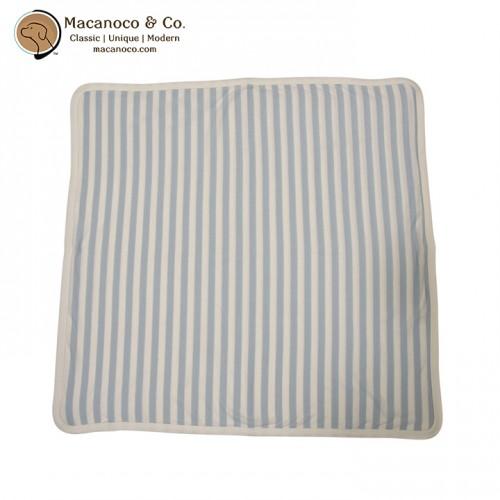 RB0125 Warming' Blue Stripe Blanket 1