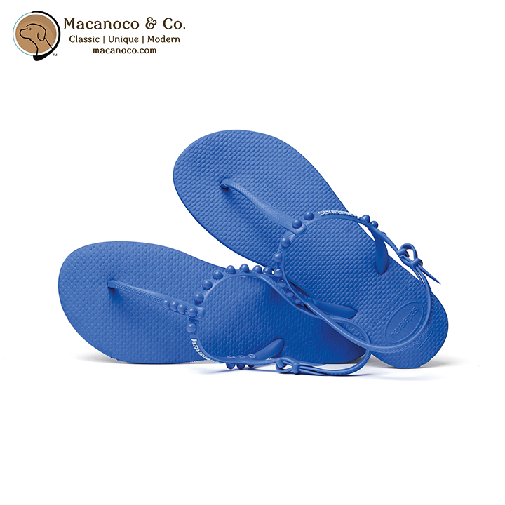 Sandal Macanoco Star Co Blue Slingback Freedom Candy And ZwFxE