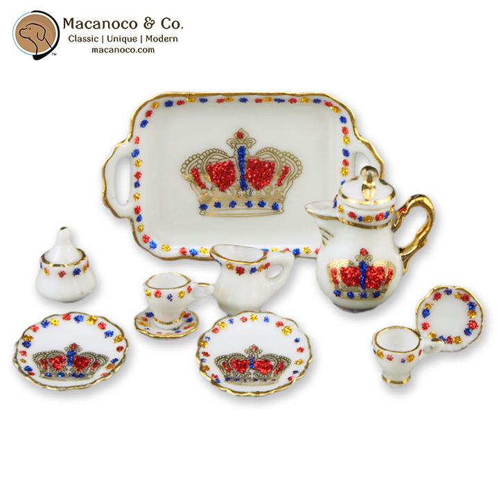 Ceramic, Dollhouse and Shadow Box Miniatures