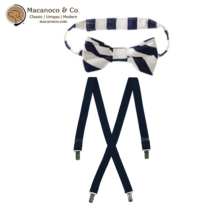 Neckwear and Suspenders Collection