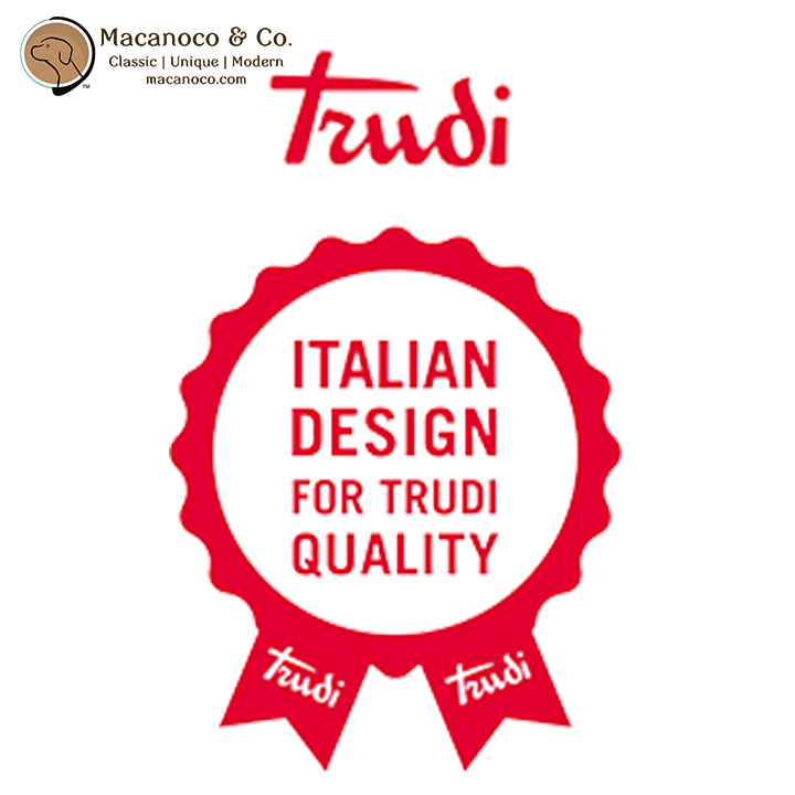 Trudi Made in Italy Seal