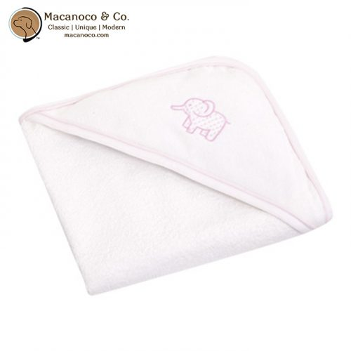 b1495-elephant-embroidered-hooded-towel-pink