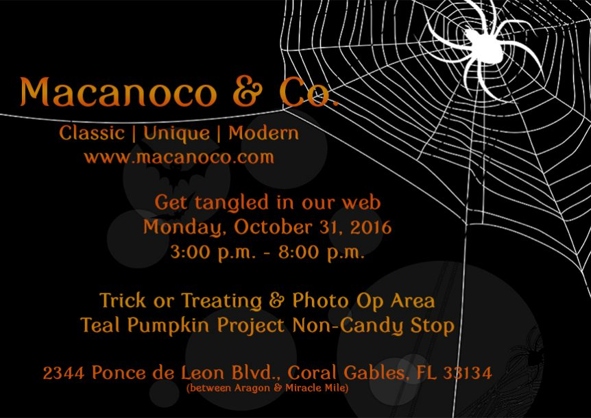 Get Tangle in Our Web on Halloween Night, Get Tangle in Our Web on Halloween Night