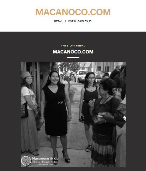 Macanoco & Co. Receives 2016 BRASSYs Awards Nomination, Macanoco & Co. Receives 2016 BRASSYs Awards Nomination