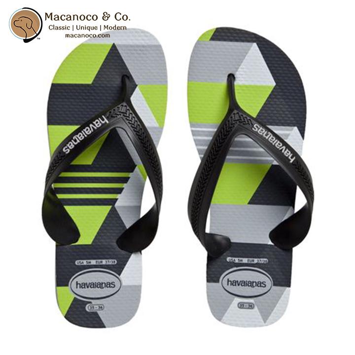 92f27e72d Kids Max Trend Sandal Flip Flop Dark Grey Grey - Macanoco and Co.