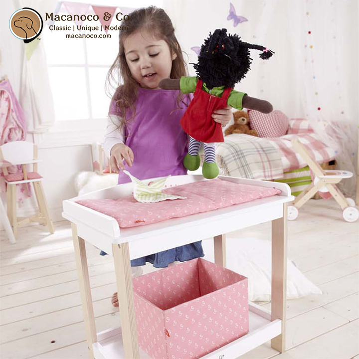 E3602 Baby Doll Changing Table 3 Macanoco And Co