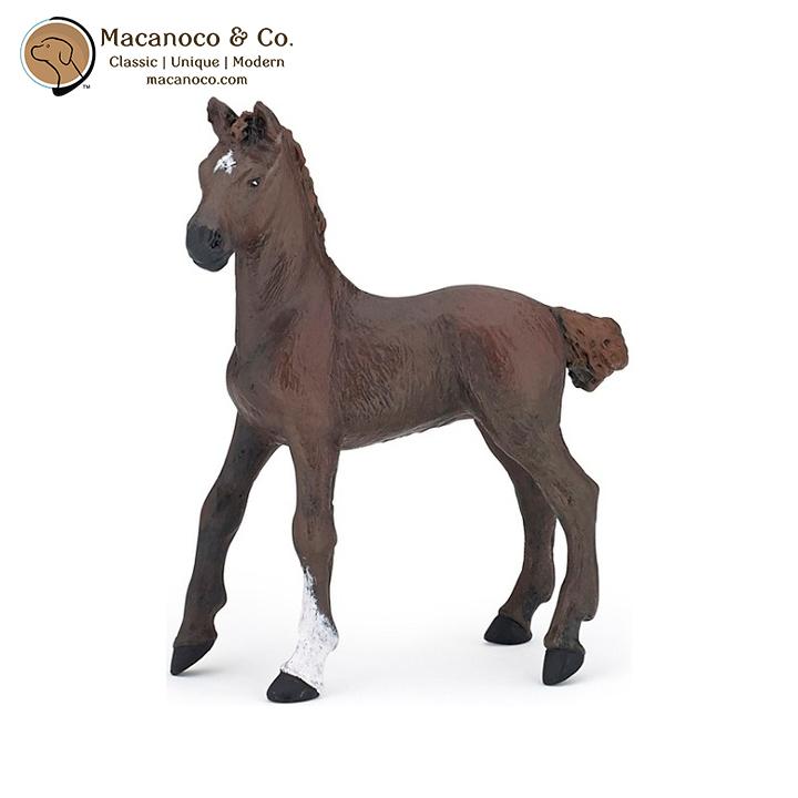 CollectA NIP * Walking Thoroughbred Foal * #88670 Model ...  Thoroughbred Toys