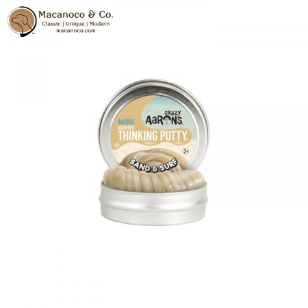 AN003 Sand & Surf Mini Scented Thinking Putty