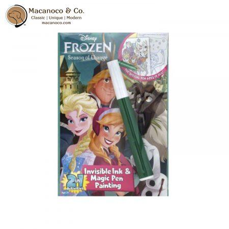 FZ520 Disney Frozen Season of Change 2-in-1 Activity Set 1