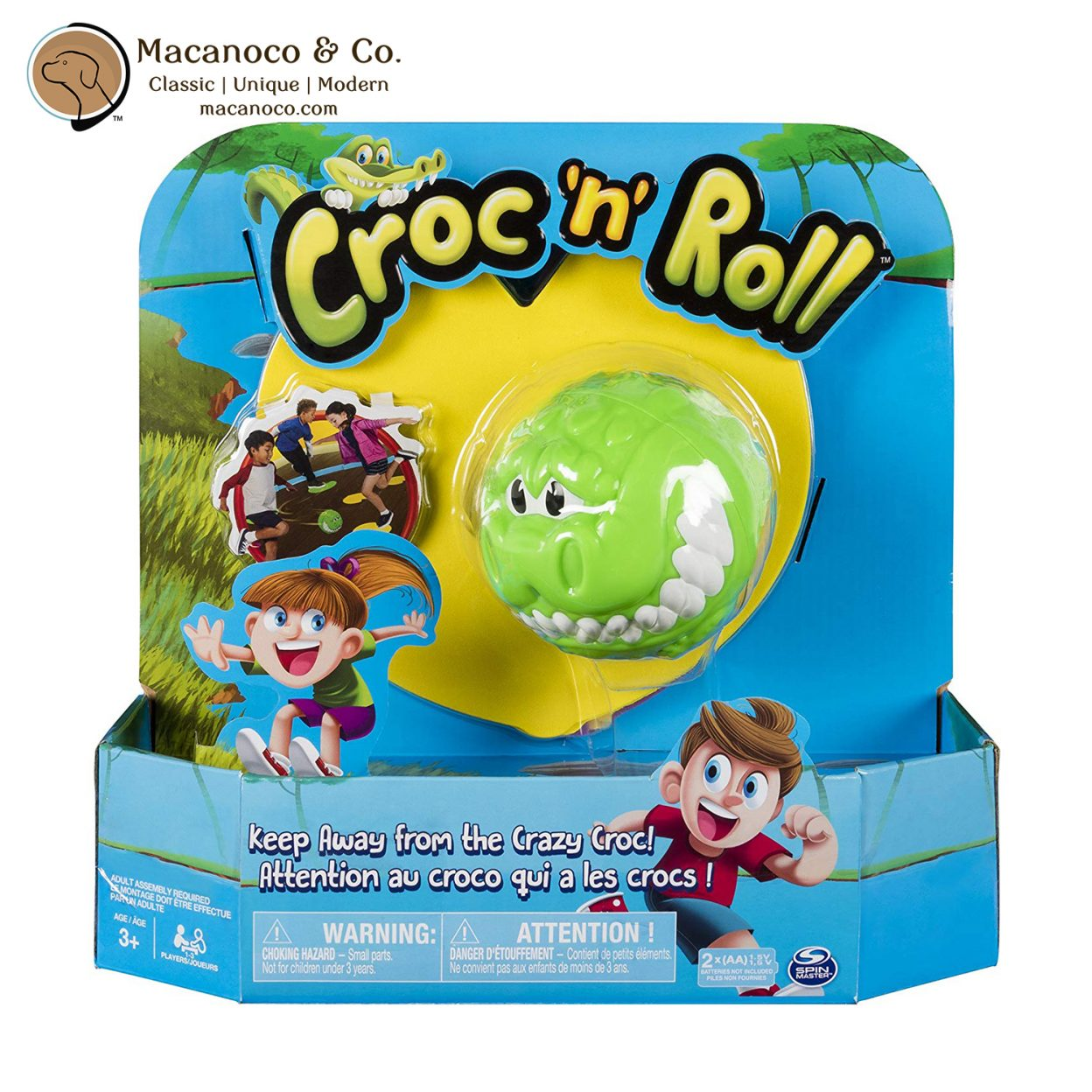 8081 Croc 'n' Roll 1