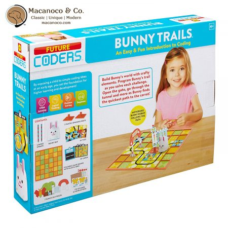 890120 FC Future Coders Bunny Trails STEM Game