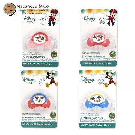 M30110 Mickey and Minnie Pacifier 1