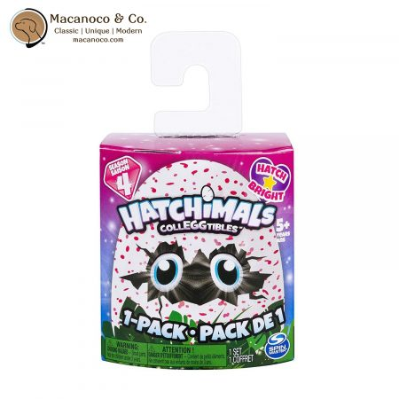 Hatchimals CollEGGtibles Season 4 Hatch Bright Mystery Toy