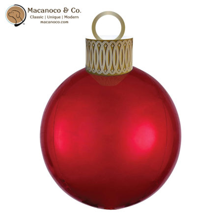 4040401 20in Red Orbz Ornament 1