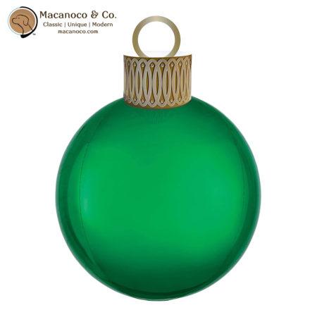 4040601 20in Green Orbz Ornament 1