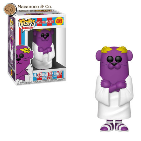 39730 AD Icons Otter Pops - Alexander The Grape 1