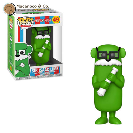 41084 AD Icons Otter Pops - Sir Isaac Lime 1