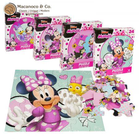 6053701 Disney Junior Minnie 24-Pieces Puzzle 1