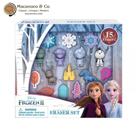 705088FZ2 Disney Frozen II Eraser Set 1