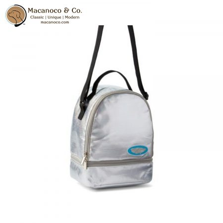8015RC Rockin' Candy Lunchbag Silver 1
