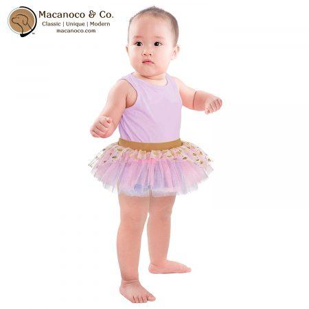 8402832 Disney Princess Toddler Pink Tutu Diaper Cover 1