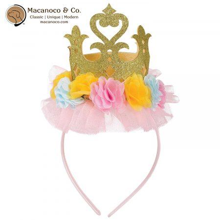 8402833 Disney Princess Floral Crown Headband 1