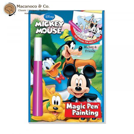 WDMP94 Disney Mickey & Friends Road Trip Magic Pen Painting Book 1