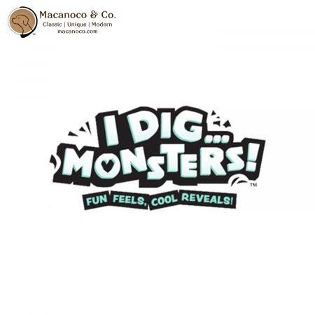 I Dig... Monsters!