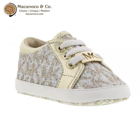 888 Baby Tinsel Gold Silver Shoe 1
